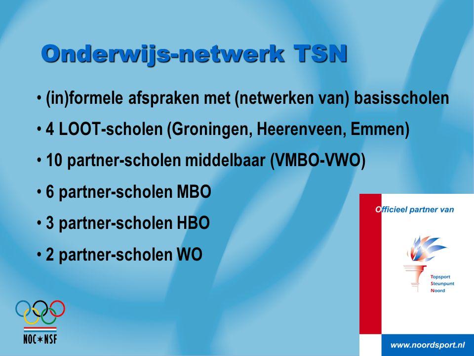 Onderwijs-netwerk TSN