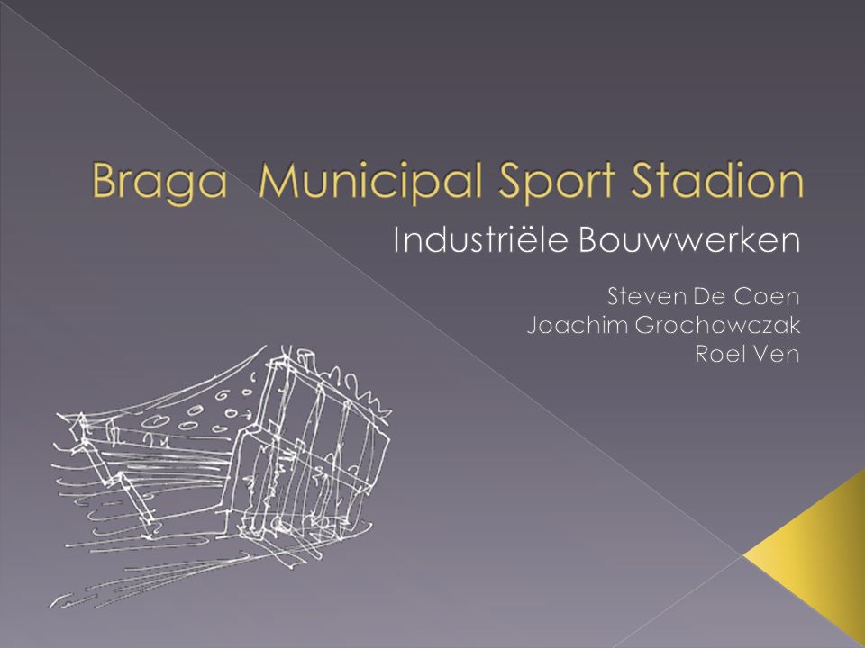 Braga Municipal Sport Stadion