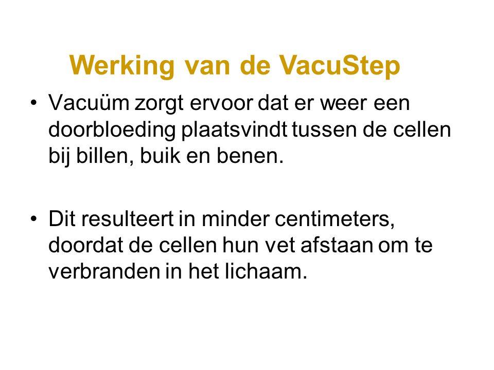 Werking van de VacuStep