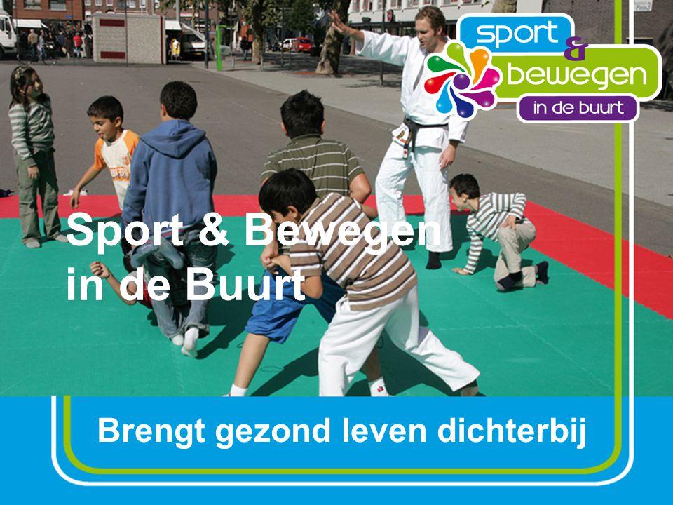 Sport & Bewegen in de Buurt