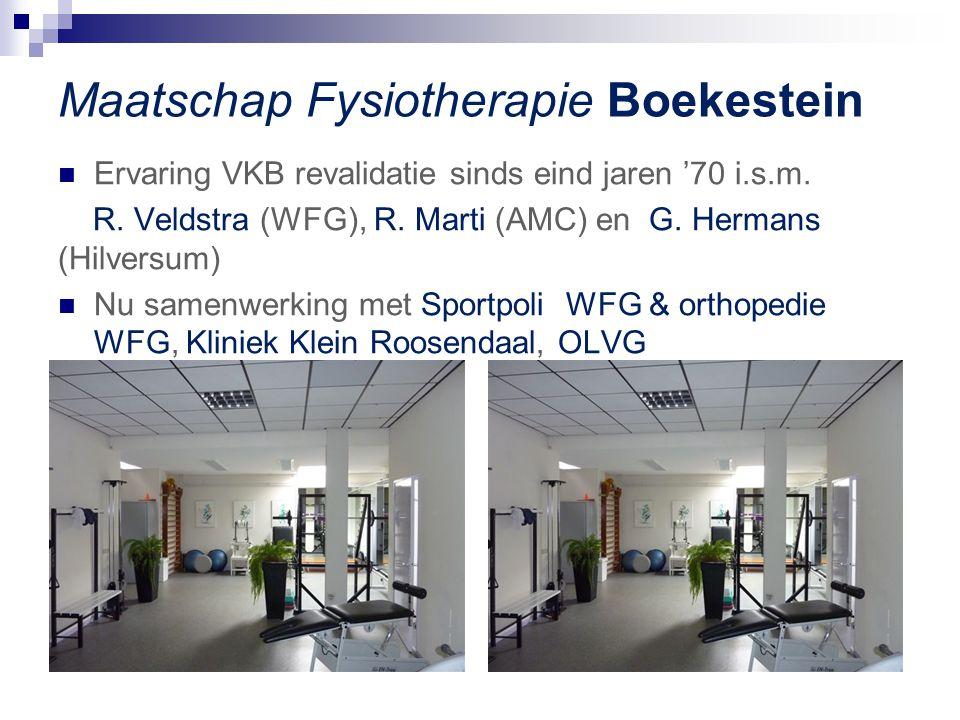 Maatschap Fysiotherapie Boekestein