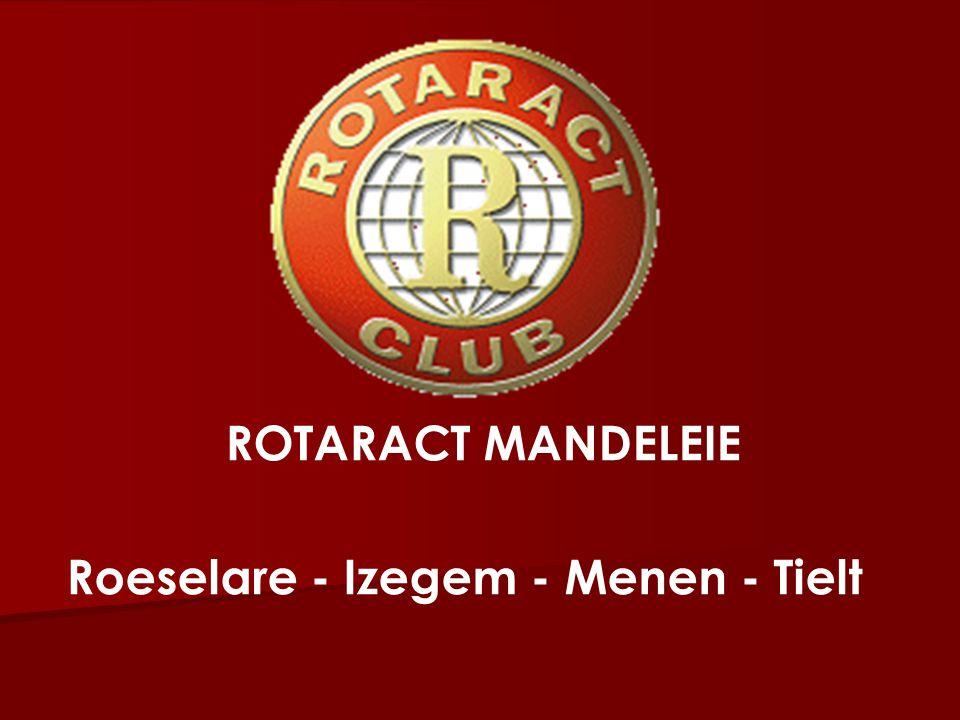 Roeselare - Izegem - Menen - Tielt