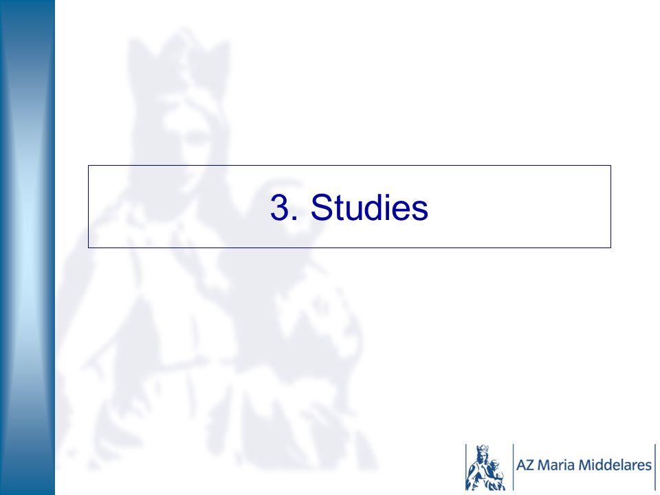 3. Studies