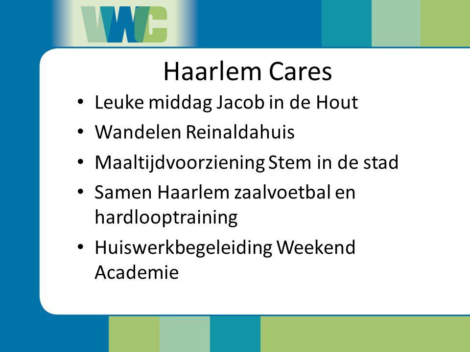 Haarlem Cares Leuke middag Jacob in de Hout Wandelen Reinaldahuis