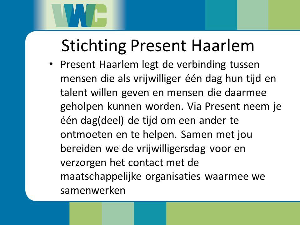 Stichting Present Haarlem