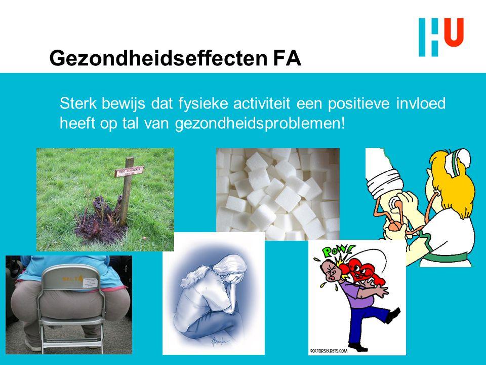 Gezondheidseffecten FA