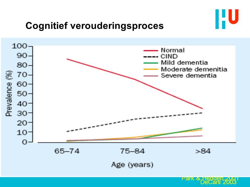 Cognitief verouderingsproces