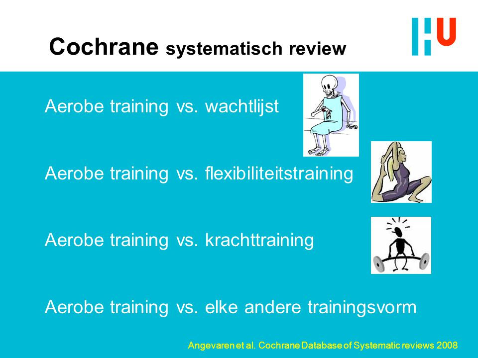 Cochrane systematisch review