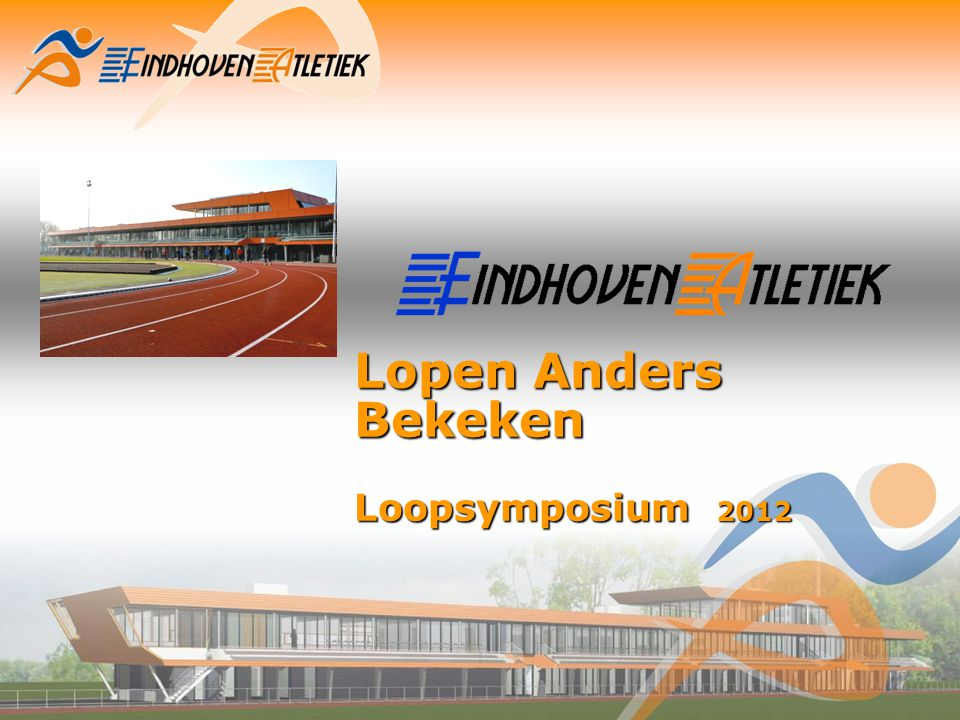 Lopen Anders Bekeken Loopsymposium 2012
