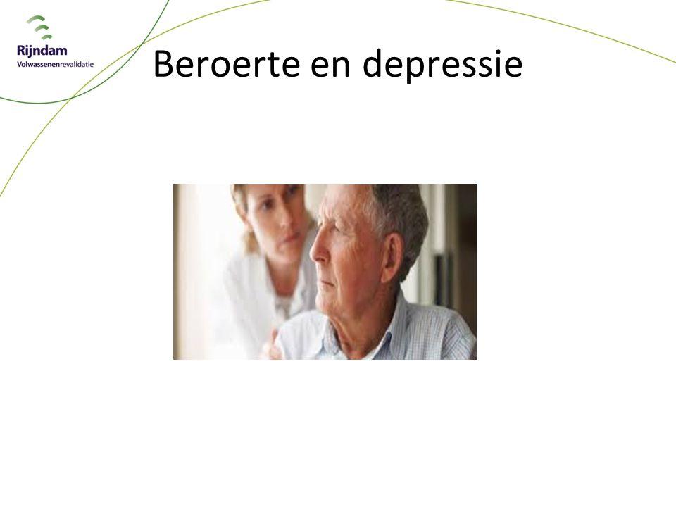 Beroerte en depressie