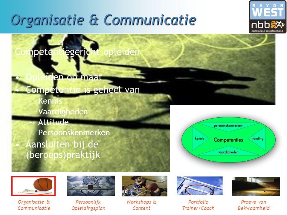 Organisatie & Communicatie