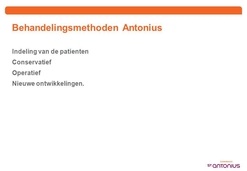 Indeling patienten 3 Type teleangiectasien, - puntvormig