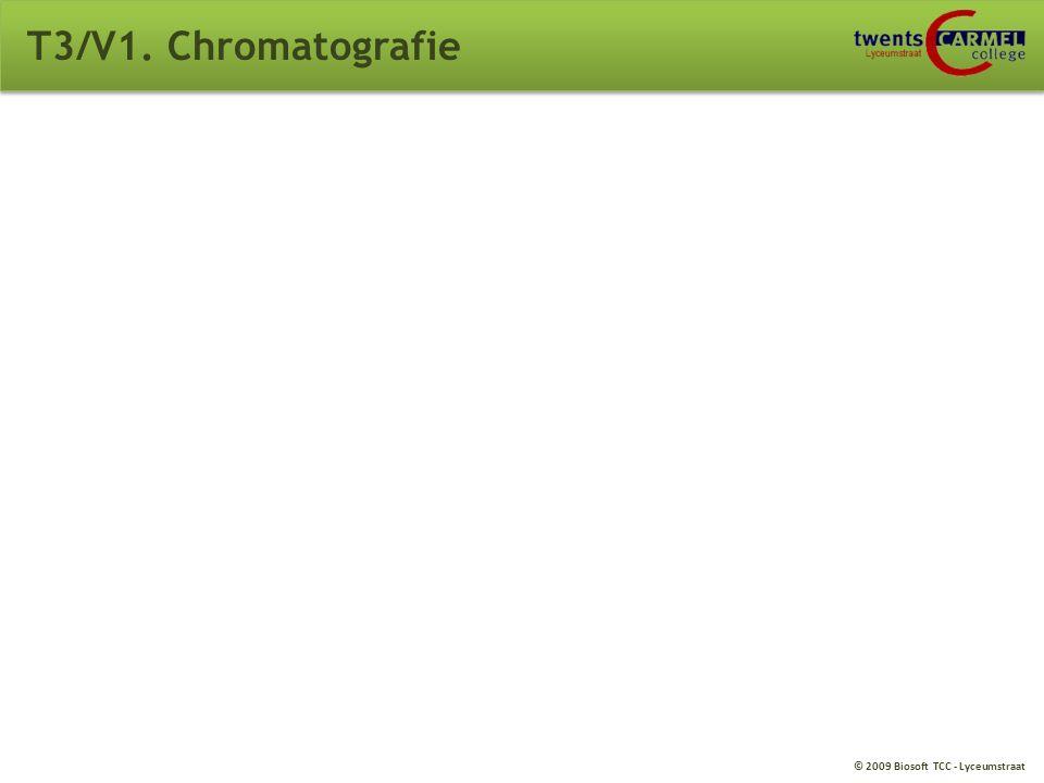 T3/V1. Chromatografie