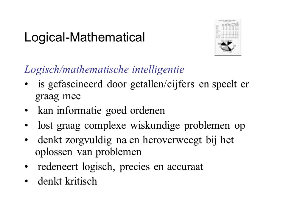 Logical-Mathematical