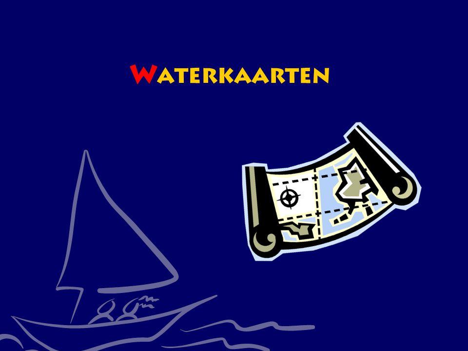 Waterkaarten CWO Roeiboot III CWO Kielboot III - © Ivo van der Lans