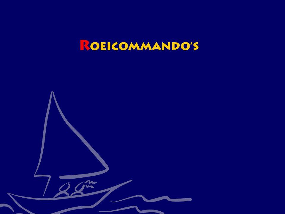 Roeicommando's CWO Roeiboot III CWO Kielboot III - © Ivo van der Lans
