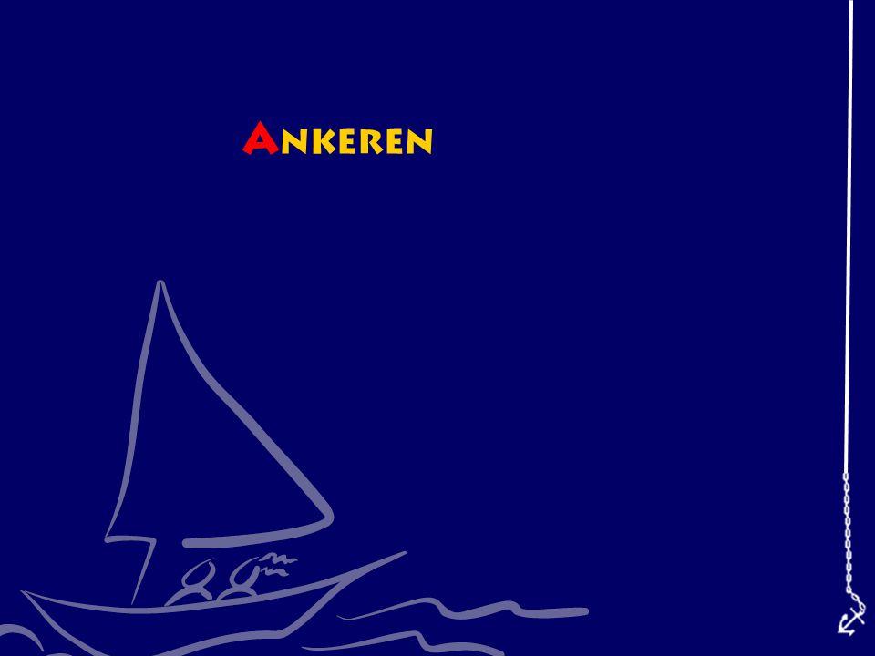 Ankeren CWO Roeiboot III CWO Kielboot III - © Ivo van der Lans