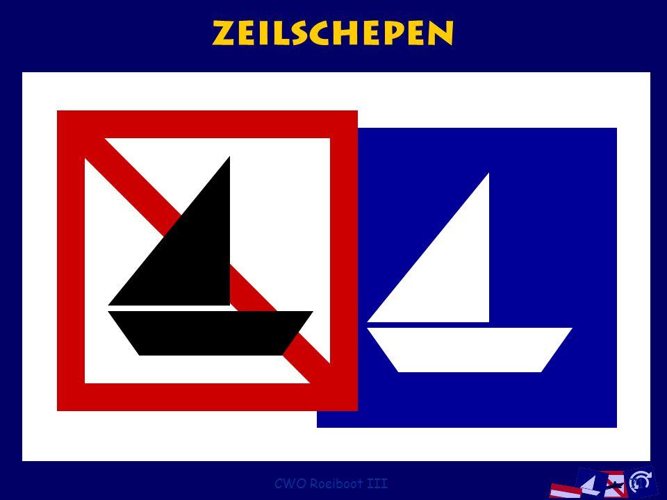 Zeilschepen CWO Roeiboot III CWO Kielboot III - © Ivo van der Lans