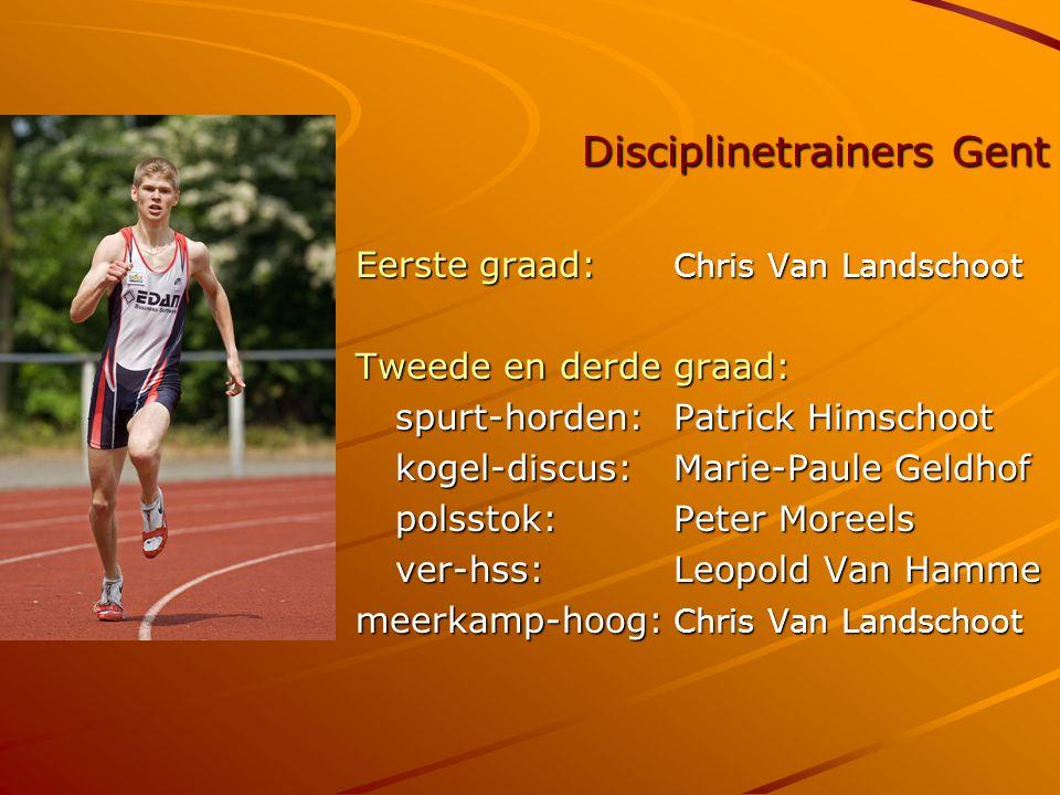 Disciplinetrainers Gent