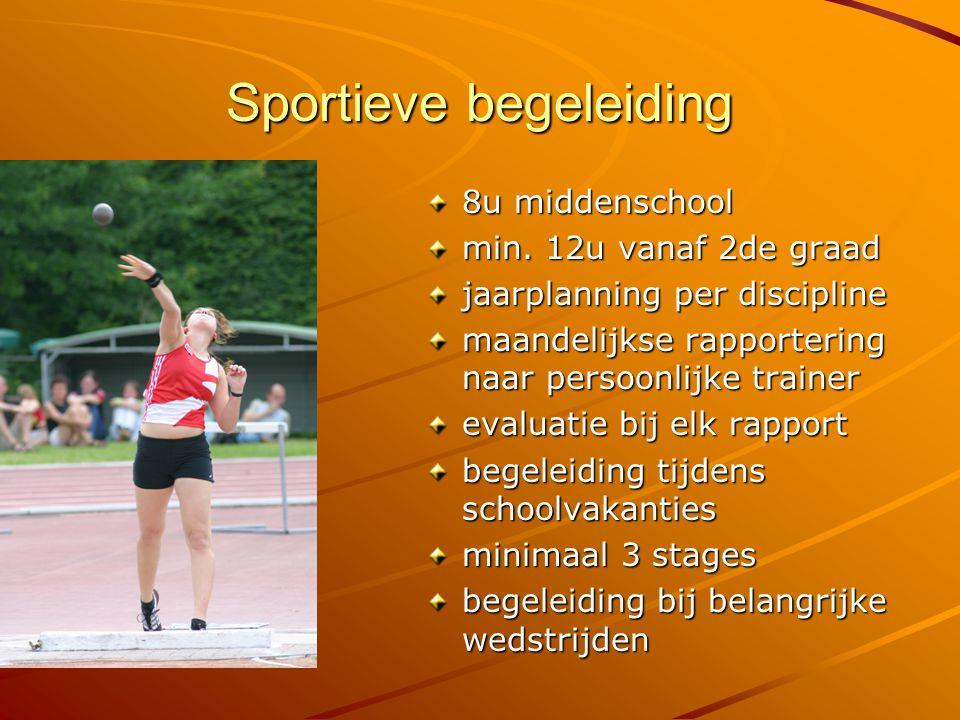 Sportieve begeleiding