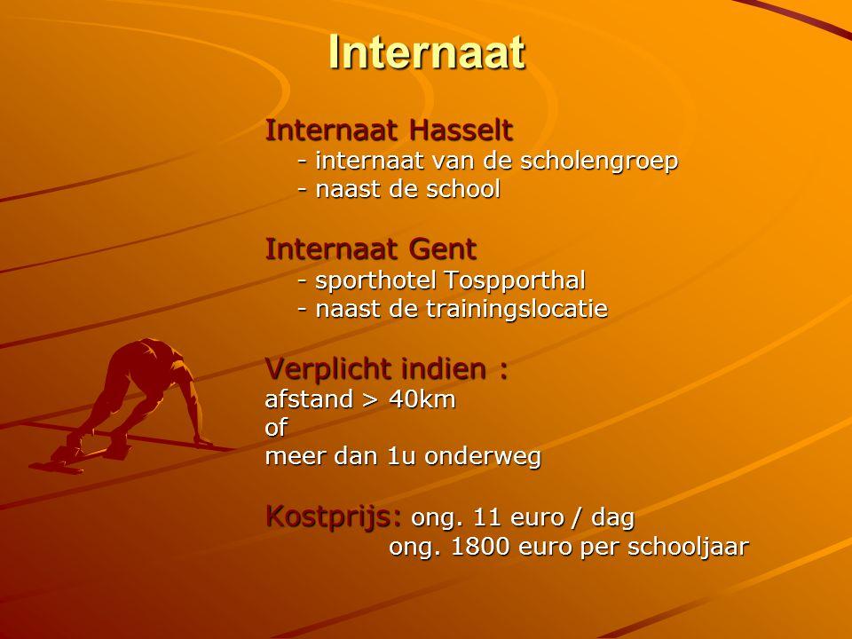 Internaat Internaat Hasselt Internaat Gent Verplicht indien :