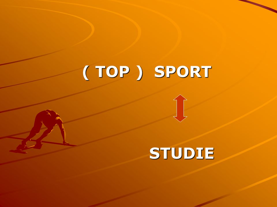 ( TOP ) SPORT STUDIE