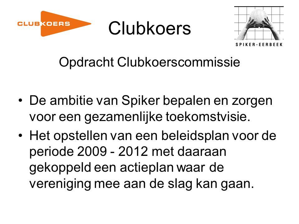 Opdracht Clubkoerscommissie