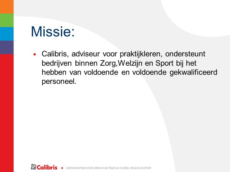 Missie: