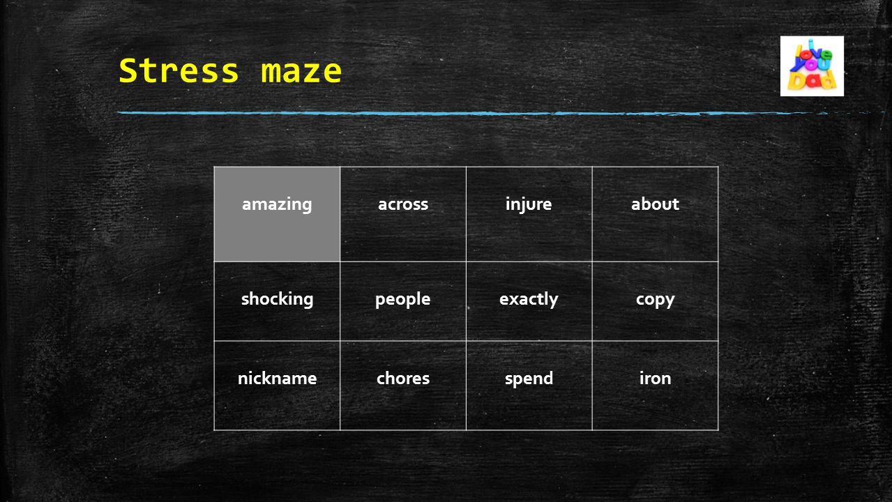 Stress maze amazing across injure about shocking people exactly copy