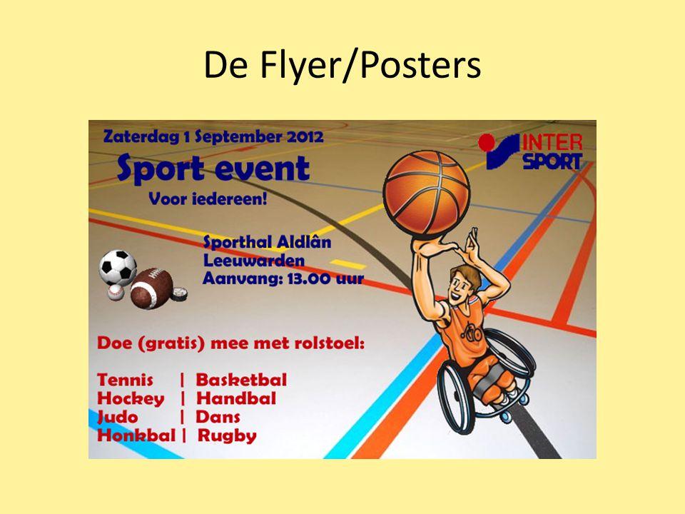 De Flyer/Posters