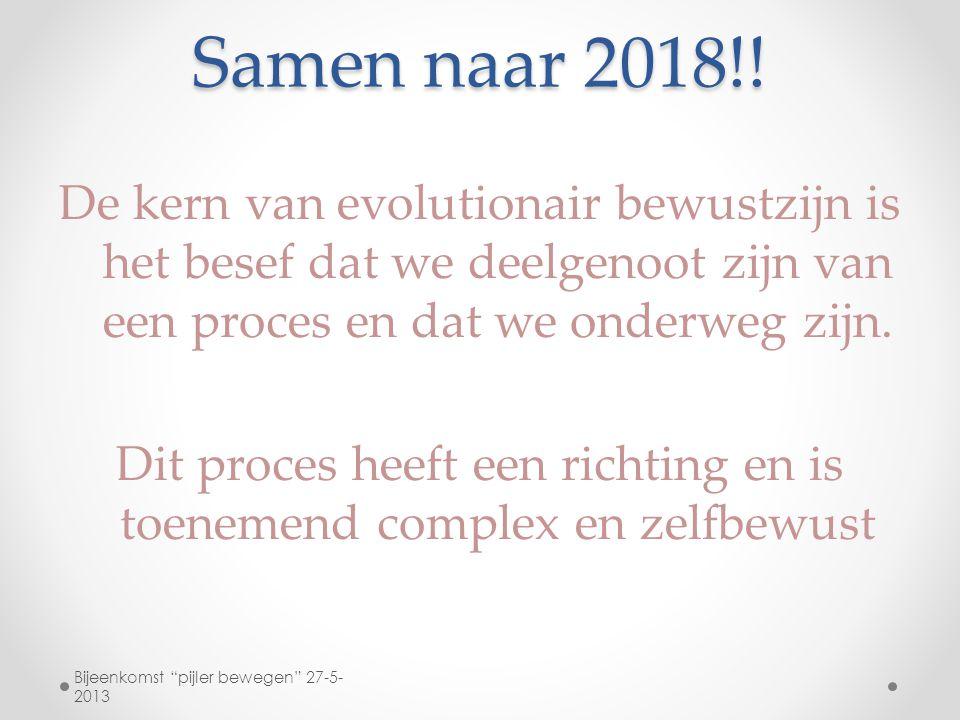 Samen naar 2018!!