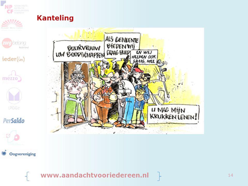 Kanteling www.aandachtvooriedereen.nl