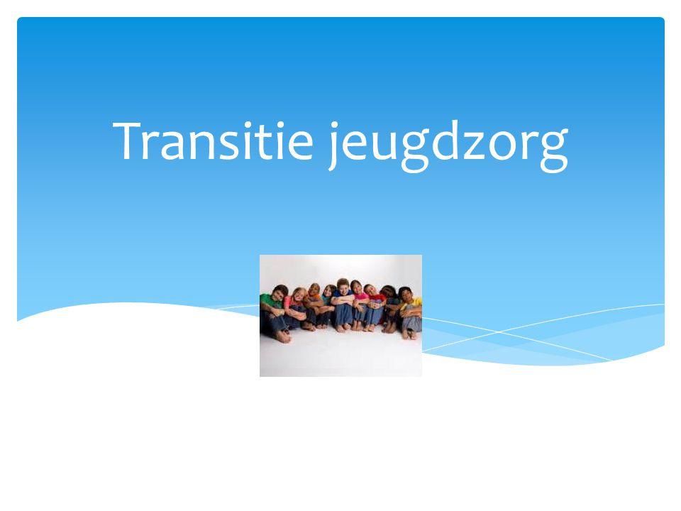 Transitie jeugdzorg
