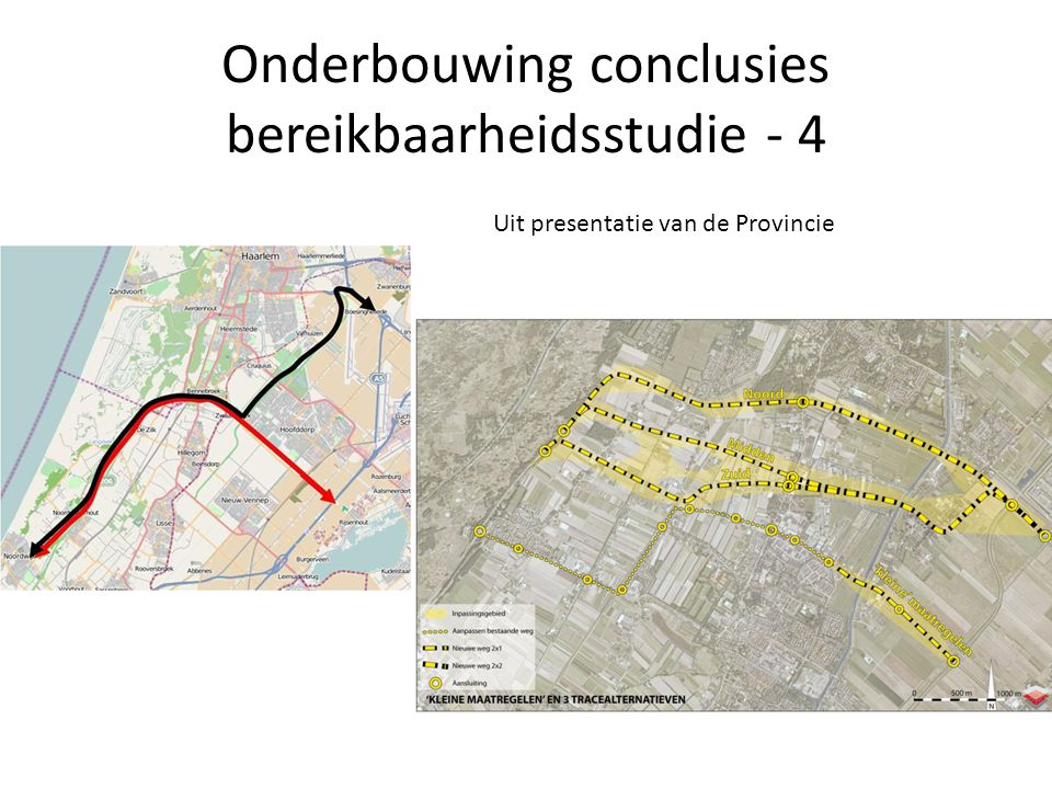 Onderbouwing conclusies bereikbaarheidsstudie - 4