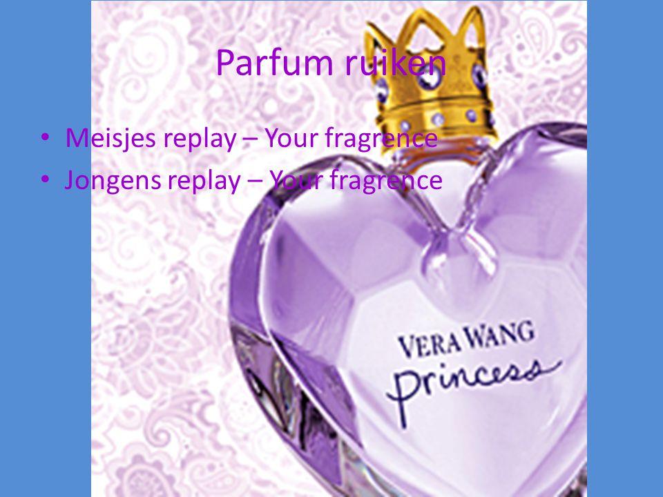 Parfum ruiken Meisjes replay – Your fragrence