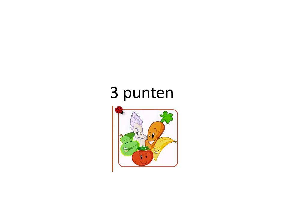 3 punten