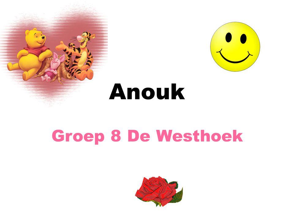 Anouk Groep 8 De Westhoek