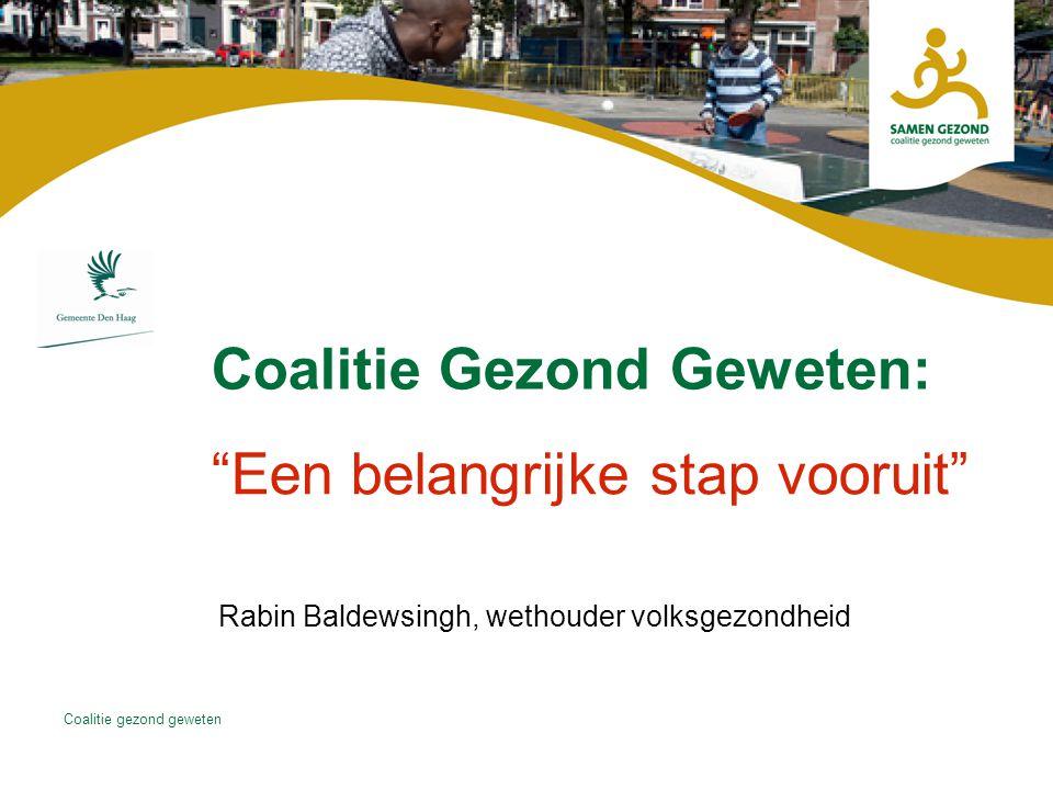 Coalitie Gezond Geweten: