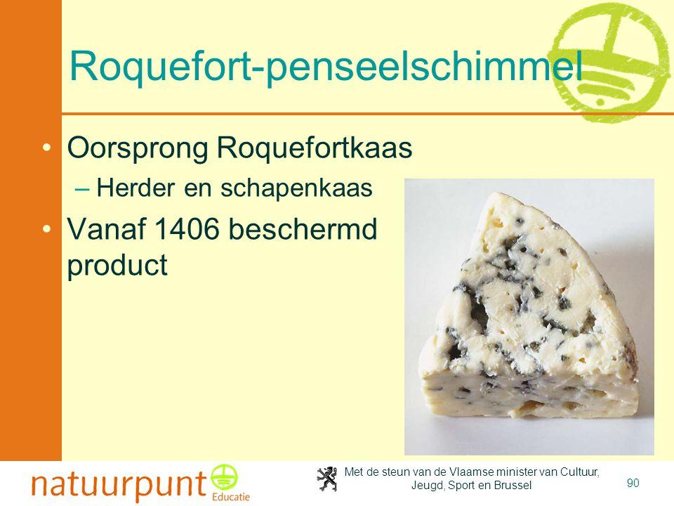 Roquefort-penseelschimmel