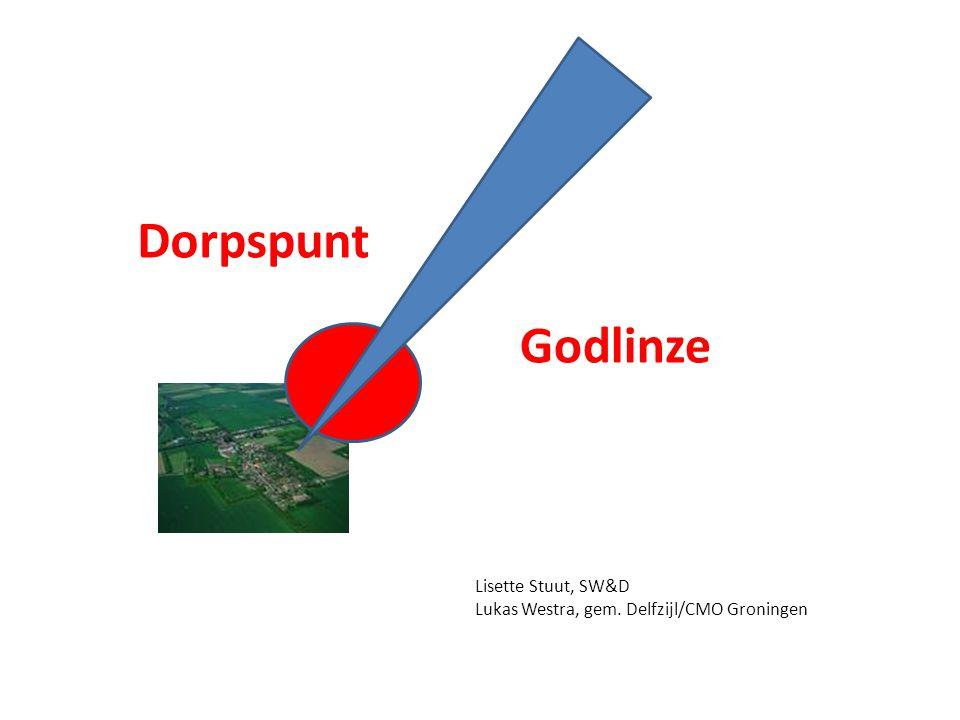 Dorpspunt Godlinze Lisette Stuut, SW&D