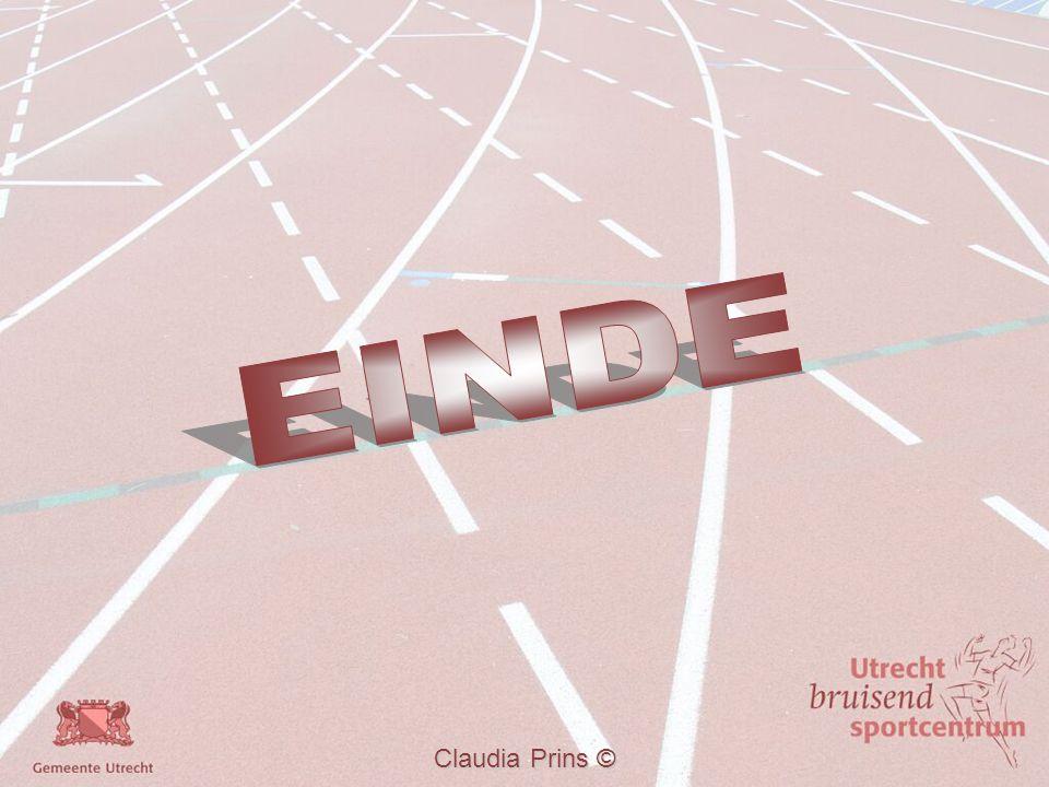 EINDE Claudia Prins ©