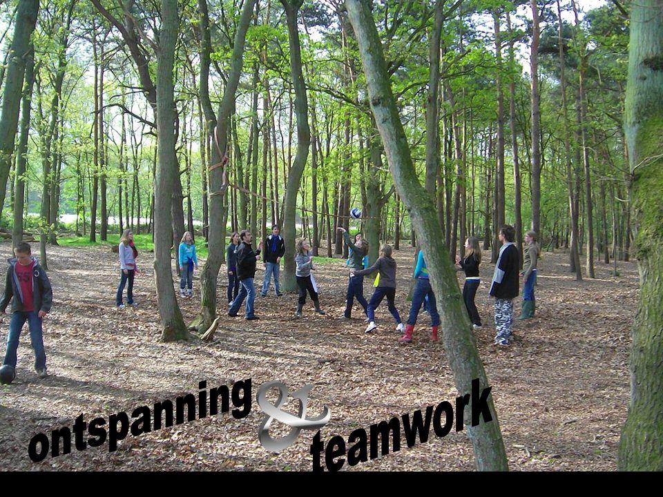 ontspanning teamwork &