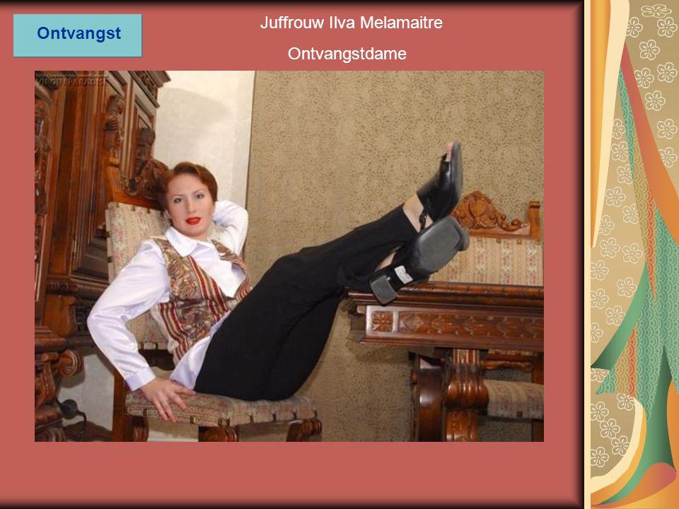 Juffrouw Ilva Melamaitre