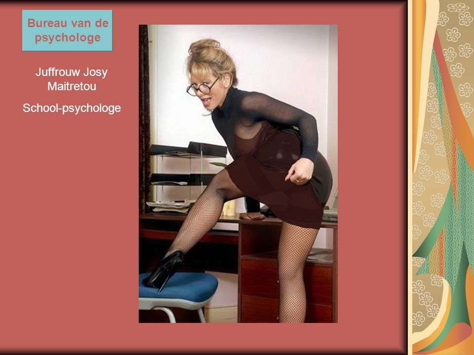 Bureau van de psychologe