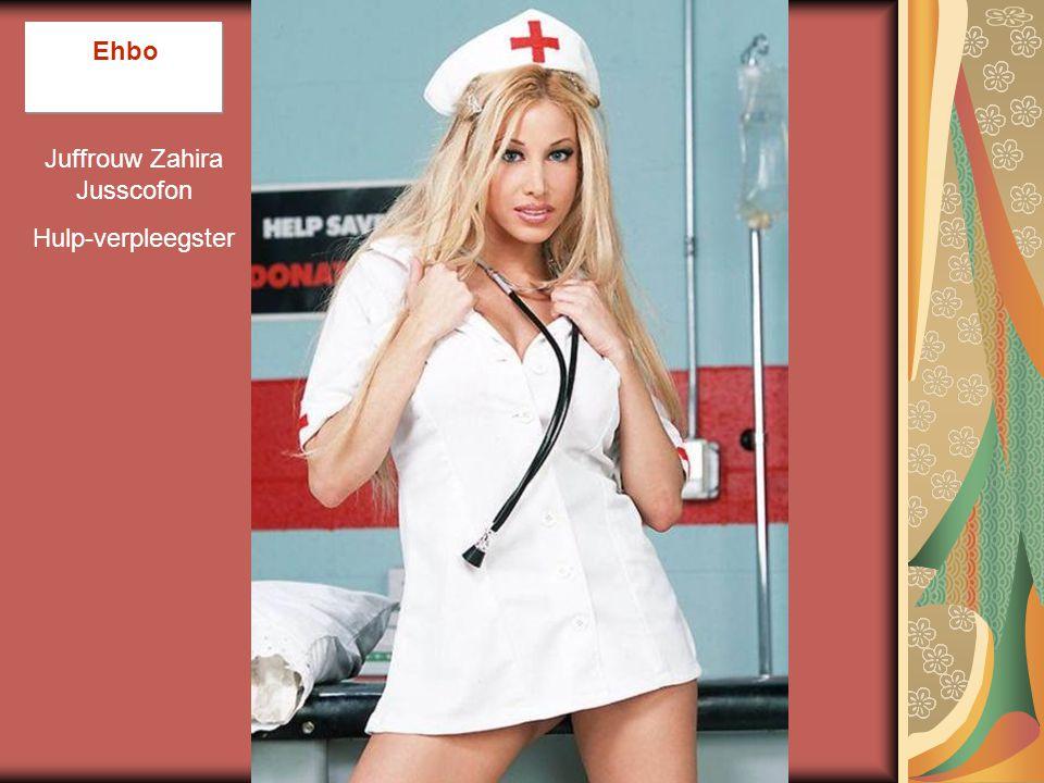 Juffrouw Zahira Jusscofon