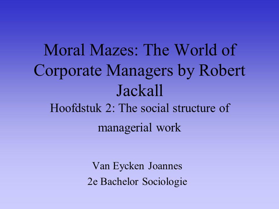 Van Eycken Joannes 2e Bachelor Sociologie