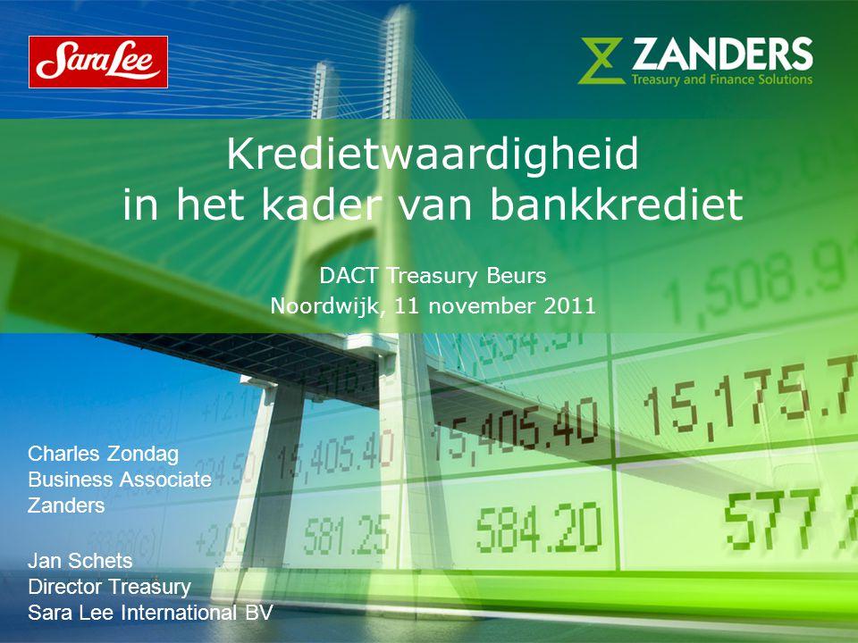 Kredietwaardigheid in het kader van bankkrediet