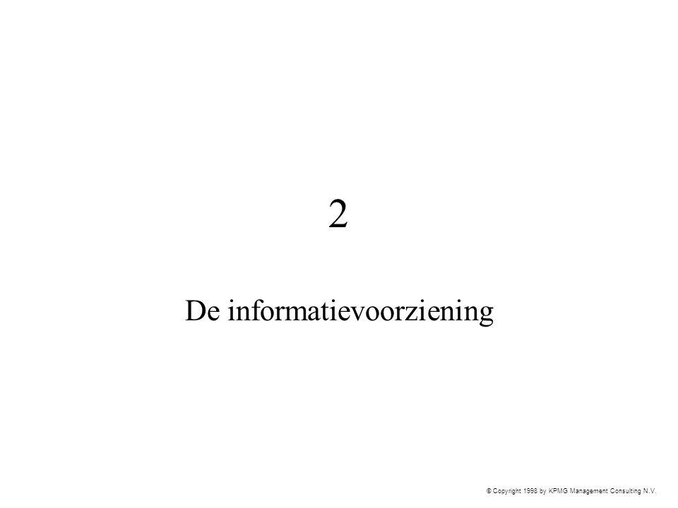 De informatievoorziening