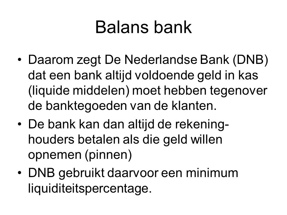 Balans bank