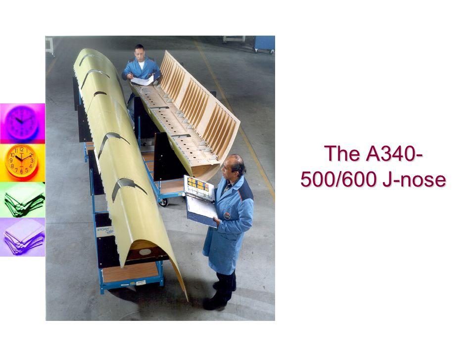 The A340-500/600 J-nose